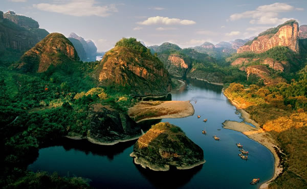龙虎山仙水岩