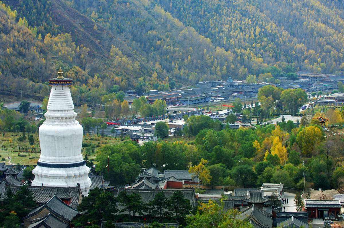 山西省忻州市五台山